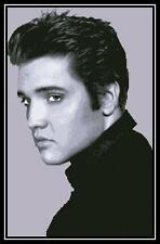 Elvis - Cross Stitch Chart/Pattern/Design/XStitch