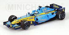 Renault F1 R25 G.Fisichella 2005  400050006  1/43 Minichamps