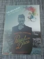 PANIC AT THE DISCO - TOO WEIRD TO LIVE, TOO RARE TO DIE!  Laminated Promo Poster