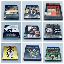 Blu Ray Steelbook - MultiListing - Zavvi KimchiDVD Play.com HMV RARE OOP