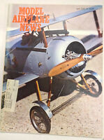 Model Airplane News Magazine Buhl Bull Pup Peanut April 1975 040917nonrh2