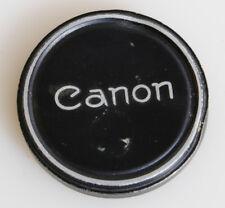 CANON 50MM SLIP ON METAL FRONT LENS CAP