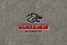 Wolf Automotive 717180025 Velrmat Blk Tahoe/yukon07