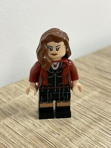 LEGO Minifigure Marvel Super Heroes Scarlet Witch sh174 Avengers Ultron 76031