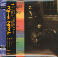 THE BAND-STAGE FRIGHT-JAPAN MINI LP SHM-CD Ltd/Ed G70