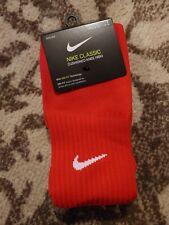 Nike Soccer Knee High Socks Red