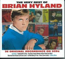 Brian Hyland - The Very Best Of [Greatest Hits] 2CD NEW/SEALED