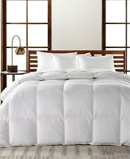 Hotel Collection KING Comforter European White Goose Down Light Weight T95038