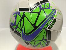Nike Strike Soccer Ball Size - 4 / Desert Sand/Green/Purple Sc3639 008