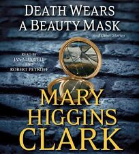 Mary Higgins Clark DEATH WEARS A BEAUTY MASK Unabridged CD *NEW* FAST 1st Ship