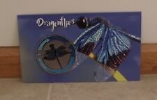 DRAGONFLIES 2017 COLLECTABLE MEDALLION COVER ~ NEW
