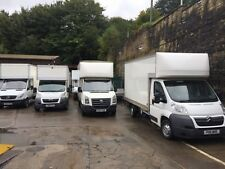 MERCEDES SPRINTER FORD TRANSIT LWB LUTON BOX VANS +/- TAIL LIFT LOW LOADERS ETC