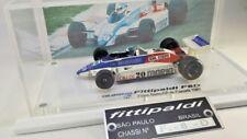 VOLAREBRASIL 1/43 MINIATURE F1`COPERSUCAR SKOL´FITTIPALDI F8D GP CAN 82 C.SERRA