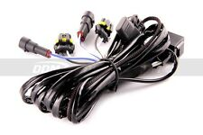 DDM HID Xenon Conversion Kit Relay Wiring Harness Dual In Dual Out Fit All Bulbs
