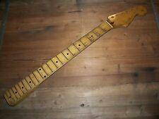 Sale - Custom Relic Blonde Strat Electric Guitar Neck