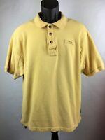 Orvis Men's Polo Shirt Size Large