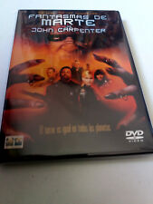 """DVD """"FANTASMAS DE MARTE"""" COMO NUEVO JOHN CARPENTER ICE CUBE NATASHA HENSTRIDGE"""