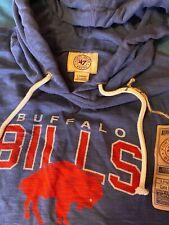Buffalo Bills vintage hooded sweatshirt Sz. L New with tags