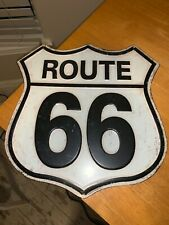 Decorative Route 66 US Metal Sign