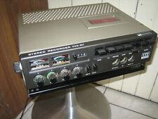 ITT Stereo Recorder 740 AV Reporter Kassettendeck Tapedeck vintage Sammler Rar
