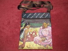 PAUL GAUGUIN Art Painting Tote Bag  Shopping  Handbag Shoulder Tahiti Moorea