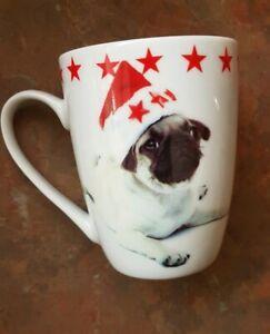 Pug Dog Christmas Design Coffee Mug - NEW MUST L@@K! Last One!