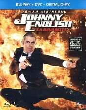 Johnny English - La Rinascita (2011) (Blu-Ray+Dvd+Digital Copy) - SlipCase