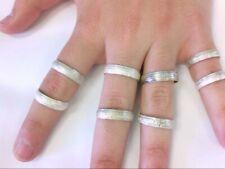 HUGE LOT of Muslim Islamic/Arabic Sterling Silver Wedding Band Rings. BUY NOW!