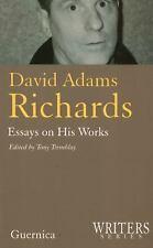 David Adams Richards: Essays on His Works (Writers Series 16)