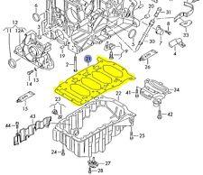 AUDI A3 A4 A6 TT 2005-14 2.0T ENGINE OIL SUMP WINDAGE TRAY 06B103307C