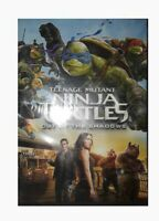 Teenage Mutant Ninja Turtles: Out Of The Shadows | DVD Video | Paramount (New!)