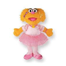 Gund Sesame Street Zoe Ballerina Plush 30cm