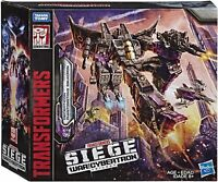 Transformers WFC-S27 Decepticon Phantomstrike 4 pack (Siege Skywarp)