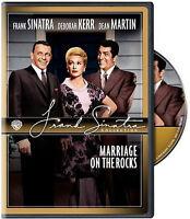 Marriage on the Rocks (DVD) 1965 Frank Sinatra, Deborah Kerr, Dean Martin NEW