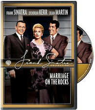 Marriage on the Rocks (DVD) 1965 Frank Sinatra, Deborah Kerr, Dean Martin NEW