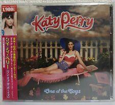Katy Perry - One Of The Boys - Japan Limited Edition w/OBI, +2 Bonus Tracks
