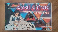 Jeu Vintage « Email A Froid Super-Labo » Bon Etat
