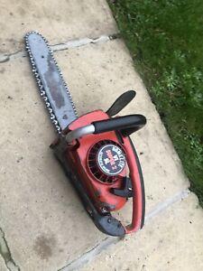 Homelite Vl Super 2 Sl Chainsaw