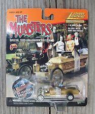 JL 1999 LE Halloween Edition Munsters Dragula Car George Barris 1/64 Hot Rod NIP