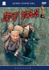 2 DVD Dersu Uzala del kirgise Akira Kurosawa kurosava ruscico Engl de subtítulos