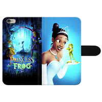 The Princess And The Frog Tiana Love Cute Movie Disney Phone Case Cover