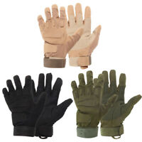 Tactical Outdoor Military Airsoft Hunting Driving Paintball Cycling Army Gloves