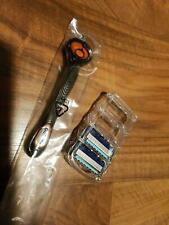 Gillette Fusion Rasierer mit 2 Ersatzklingen neu nass