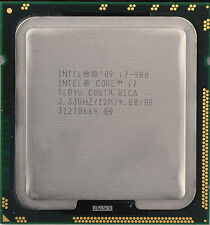 Intel Core i7-980 3.33GHz LGA1366 SLBYU 12M Cach 6-Core TDP130W Processor Tested