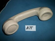 AT&T Rotary Phone Receiver , For Tone or Rotary Phones, For Parts!