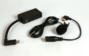 Lavalier / lapel microphone with GoPro Adaptor
