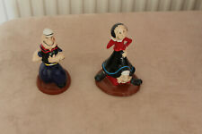 More details for very collctable wade olive oil and sweet pea /wade popeye dated 1998/1997