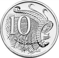 2015 AUSTRALIAN 10 CENT COIN