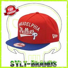 NEW ERA PHILADELPHIA PHILLIES SNAPBACK KAPPE CAP MITCHELL & NESS CAPS HATS KAPPE