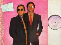THE KORGIS korgis self titled s/t same TENOR 101 with insert uk rialto LP EX/EX-